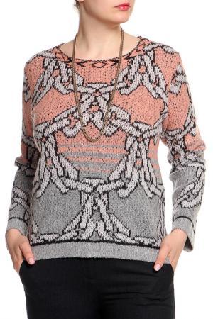 Пуловер Marc Cain. Цвет: мультицвет
