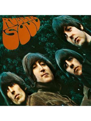 Clementoni. The Beatles Rubber Soul. Clementoni. Цвет: черный, красный, оранжевый