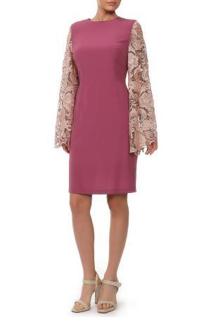 Платье Сильвана NATALIA PICARIELLO. Цвет: фиолетовый