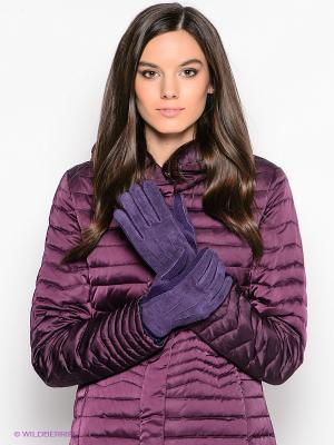 Перчатки Modo. Цвет: фиолетовый