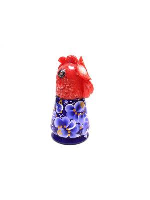 Солонка - Петушок синий Taowa. Цвет: синий