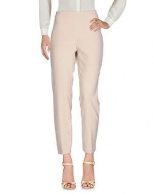 Повседневные брюки PAQUITO. Цвет: бежевый