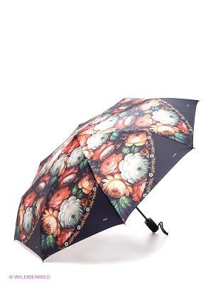 Зонт RAINDROPS. Цвет: синий, антрацитовый, молочный, красный