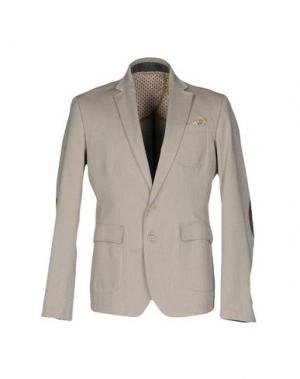 Пиджак XAGON MAN. Цвет: светло-серый