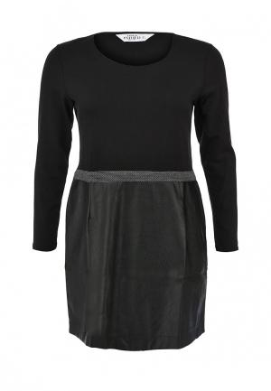 Платье Studio Untold. Цвет: черный