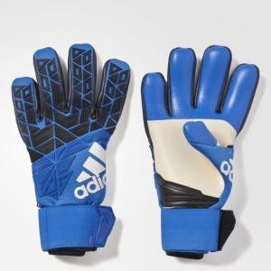 Вратарские перчатки ACE Pro  Performance adidas. Цвет: черный