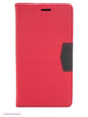Чехол для Samsung Note 4 WB. Цвет: красный