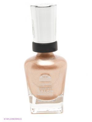 Лак для ногтей Sally Hansen Salon Manicure, тон 216. Цвет: бежевый