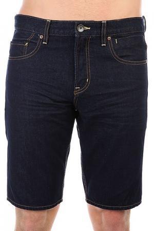 Шорты джинсовые  Revolv Short Ri Rinse Quiksilver. Цвет: синий