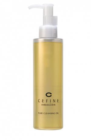 Масло ревитализирующее очищающее Emocion Pure Cleansing Oil Cefine. Цвет: бесцветный