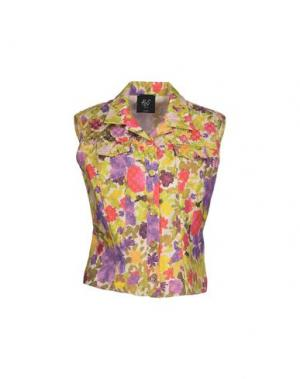 Pубашка H²O LUXURY. Цвет: кислотно-зеленый