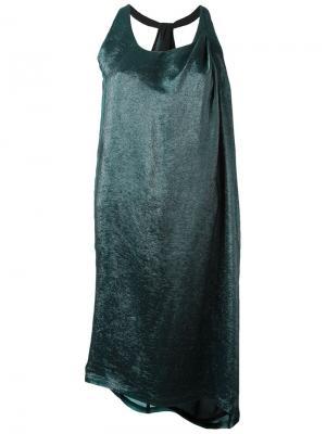 Платье Esk Minimarket. Цвет: зелёный