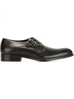 Туфли-монки Andreas Mr. Hare. Цвет: чёрный