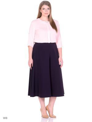 Юбка-брюки GiuliaRossi. Цвет: темно-фиолетовый
