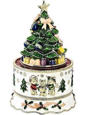 Композиция музыкальная Mister Christmas. Цвет: зеленый