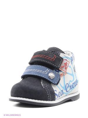 Ботинки ELEGAMI. Цвет: белый