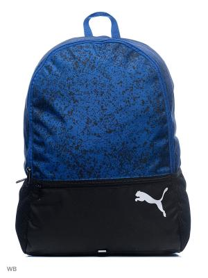 Рюкзак PUMA Alpha Backpack. Цвет: черный, синий