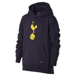 Худи для школьников Tottenham Hotspur FC Nike. Цвет: пурпурный