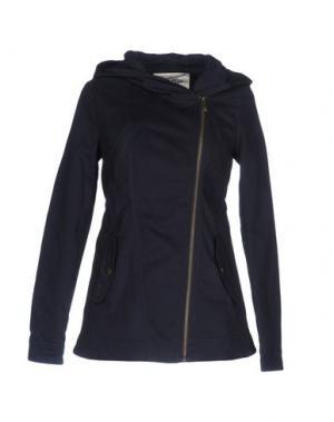 Куртка DUCK FARM. Цвет: темно-синий