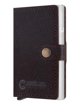 Кошельки CARDCASE. Цвет: коричневый