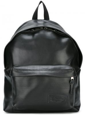 Рюкзак с подкладкой Eastpak. Цвет: чёрный