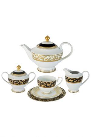 Чайный сервиз Толедо Midori. Цвет: мультиколор