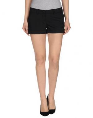 Повседневные шорты HANITA. Цвет: черный