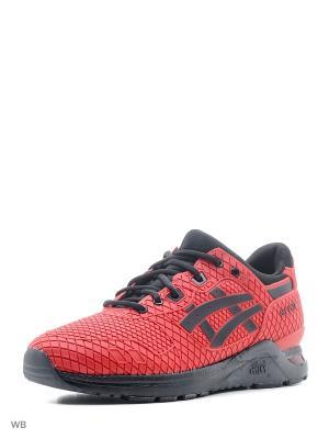 Спортивная обувь GEL-LYTE EVO ASICSTIGER. Цвет: красный, черный