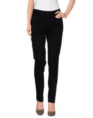 Повседневные брюки ATELIER ARCHIVIO. Цвет: черный
