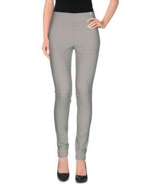 Повседневные брюки OTTOD'AME. Цвет: зеленый