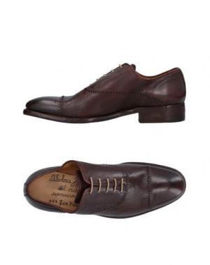 Обувь на шнурках HARRIS. Цвет: темно-коричневый