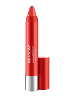 Бальзам для губ Colorburst Balm Stain,  Rendezvous 040 Revlon. Цвет: красный
