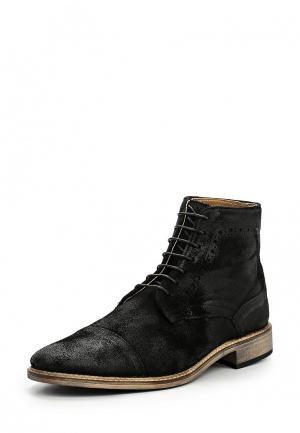Ботинки Topman. Цвет: черный