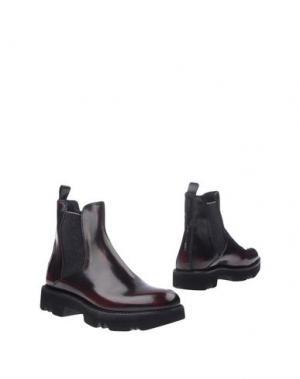 Полусапоги и высокие ботинки WEXFORD. Цвет: красно-коричневый