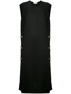 Платье Rico Studio Nicholson. Цвет: чёрный
