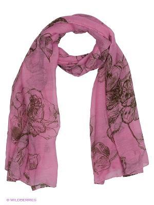 Платок TOSCA BLU. Цвет: розовый