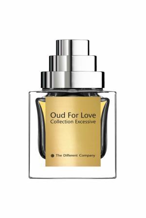 Парфюмерная вода Oud For Love 50ml The Different Company. Цвет: без цвета