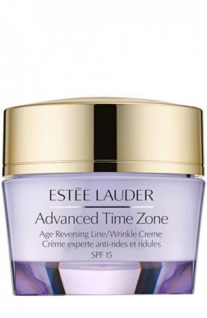 Крем Time Zone для нормальной и комбинированной кожи Estée Lauder. Цвет: бесцветный