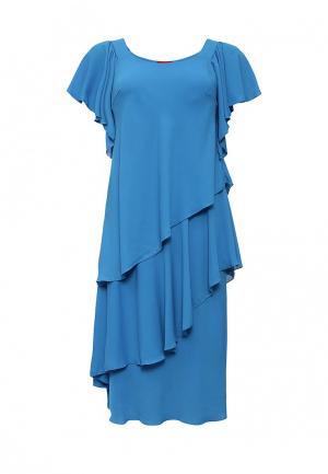 Платье O`Queen. Цвет: голубой