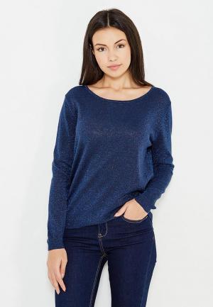 Пуловер Savage. Цвет: синий