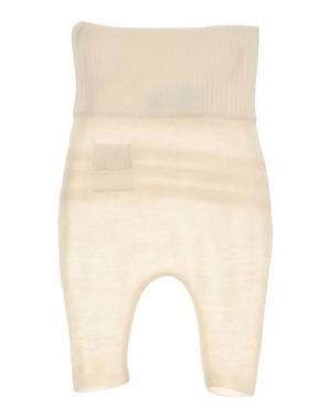 Повседневные брюки HUCKLEBONES. Цвет: слоновая кость
