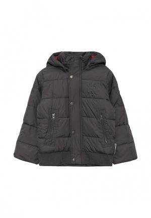 Куртка утепленная Name It. Цвет: серый