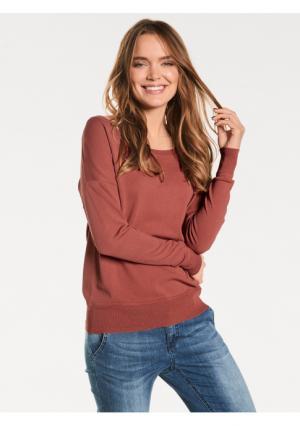 Пуловер RICK CARDONA by Heine. Цвет: экрю