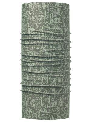 Бандана BUFF 2017 High UV SUVA STONE. Цвет: серо-зеленый