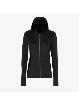 Куртка DIADORA. Цвет: черный