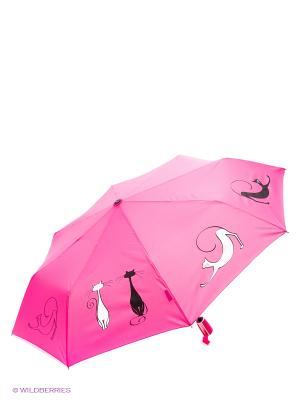 Зонт Doppler. Цвет: малиновый