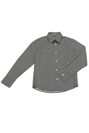 Рубашка Dodipetto. Цвет: серый
