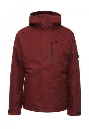 Куртка горнолыжная Animal. Цвет: коричневый