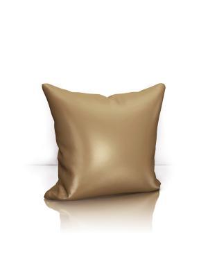 Декоративная подушка Avery Kauffort. Цвет: коричневый