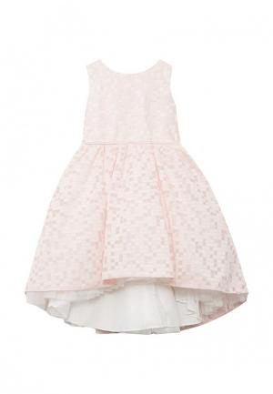 Платье Vitacci. Цвет: розовый